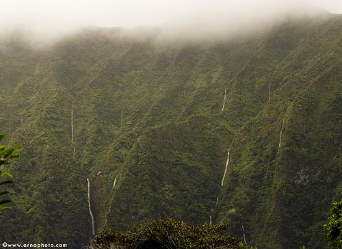 Ko'olau's after the rain